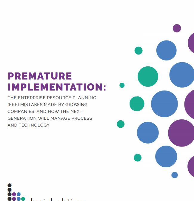 Premature Implementation
